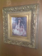 Ornate, antique framed picture in Glendale Heights, Illinois