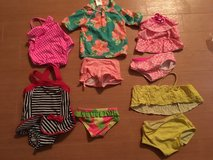 Baby bathing suits in Okinawa, Japan
