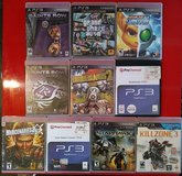 PlayStation 3 Ps3 games all 10 for 15.00 in Fairfield, California