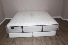 King Size Mattress - Stearns and Fosters Lux Estate Kathryn Luxury Firm in Spring, Texas
