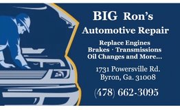Looking for a Great Mechanic? in Byron, Georgia