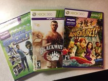 Xbox 360 Kinect Games in Westmont, Illinois