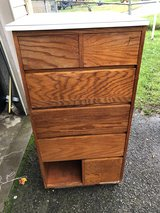 Wood 6 Drawer Storage Cabinet see details in Fort Knox, Kentucky