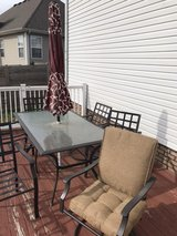 patio table in Fort Campbell, Kentucky