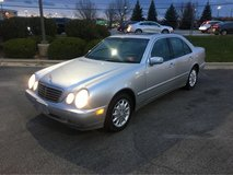 2000 Mercedes E320 AWD in Aurora, Illinois
