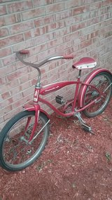 Old Roadmaster Jr. bike in Aurora, Illinois