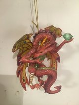 Ashton Drake Dragon of the Crystal Cave Ornamont in Fort Campbell, Kentucky