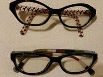 Coach and Tory Burch girls eye glasses with frames in Bolingbrook, Illinois