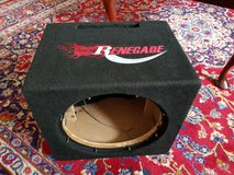 12 inch subwoofer box in Ramstein, Germany