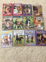 Animal Chapter Books for Elementary Students: 12 books: Classroom – HomeSchool in Cherry Point, North Carolina
