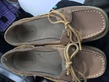 New Croft&Borrow boat shoes in Fort Campbell, Kentucky