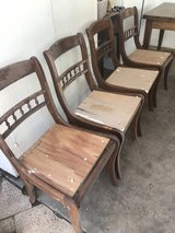 Antique chairs. (4) in Alamogordo, New Mexico