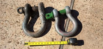 Shackles, Extra LARGE in Baytown, Texas