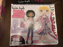 Reduced: Fashion Sketch Design Coloring Book in Bolingbrook, Illinois