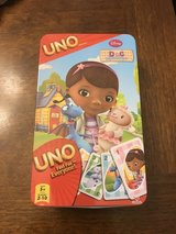 Reduced: Doc McStuffins Uno in Oswego, Illinois