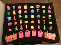 Reduced: Collectors Edition Neon Shopkins Collection in Oswego, Illinois