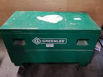 Greenlee job box with wheels in Quad Cities, Iowa
