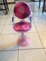 Our Generation Salon Chair for American Girl sized dolls in Lockport, Illinois