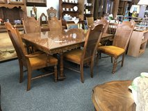Dining table and chairs in Oswego, Illinois