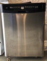 Maytag stainless steel dishwasher, will run but needs new control panel in Oswego, Illinois
