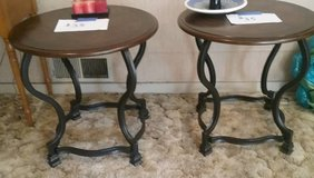 2 End Tables in Hopkinsville, Kentucky