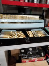 115 piece Drill set in case in Yucca Valley, California