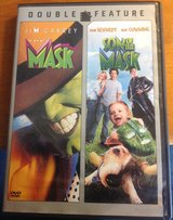 Double Feature The Mask and Son of the Mask in Fort Riley, Kansas