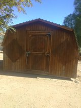shed 8 x 12 in Yucca Valley, California