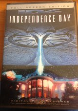 Independence Day DVD in Fort Riley, Kansas