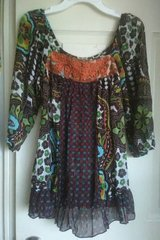 Youth Girls Blouse Size 12/14 in Yucca Valley, California