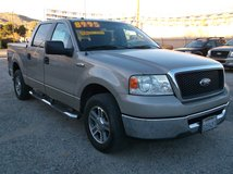 """2008 FORD F150 SUPERCREW CAB XLT , 5.4L V8 AUTO 2WD """" LOADED """"........$8995 in 29 Palms, California"""