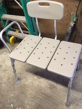 *** SAFETY SHOWER BENCH *** EXCELLENT CONDITION in Tacoma, Washington