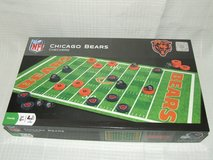 Chicago Bears NFL Football Checkers Game in Bolingbrook, Illinois