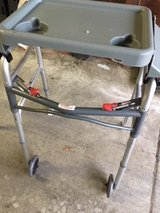 *** 2 WHEEL WALKER with Removable Tray and Front Gliders *** VERY GOOD CONDITION in Tacoma, Washington