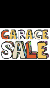 Garage sale in Baytown, Texas