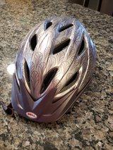 Bell Athena Sleek Bike Helmet 14+ Fits 53-57 Cm in Bolingbrook, Illinois