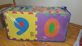 ABC Number Playmat 36 sq. ft. in Tinley Park, Illinois