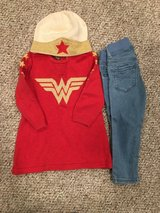 18-24 GAP Wonder Woman outfit!! in Yorkville, Illinois