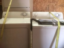 MOVING  WASHER/ DRYER in Alamogordo, New Mexico