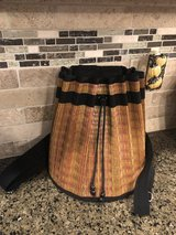 'Bags of Cambodia' backpack style handbag in Joliet, Illinois
