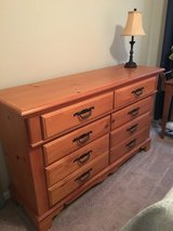 Bassett dresser in Plainfield, Illinois
