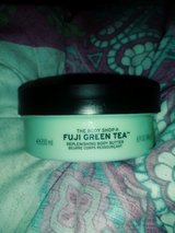 fuju green tea brand new bodyshop in Lakenheath, UK