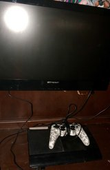 19 inch tv and ps3 in Camp Lejeune, North Carolina