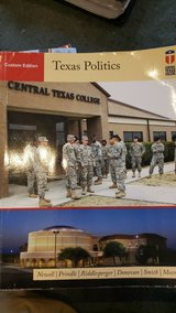 CTC textbook Texas politics in Fort Polk, Louisiana