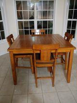 Solid Wood Dining Table in Cleveland, Texas