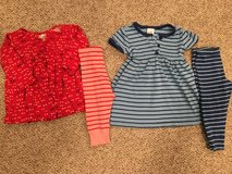 Hanna Andersson playtime outfits! in Yorkville, Illinois