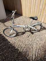 Folding Bike in Alamogordo, New Mexico