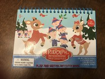 Brand New! Rudolph Activity Book in Joliet, Illinois