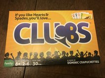 Reduced: Clubs Card Game in Yorkville, Illinois
