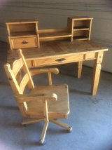 PIER ONE - DESK AND CHAIR in Alamogordo, New Mexico